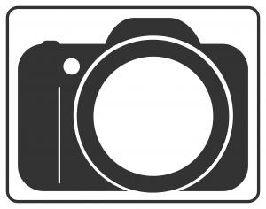 photo icon, camera, design